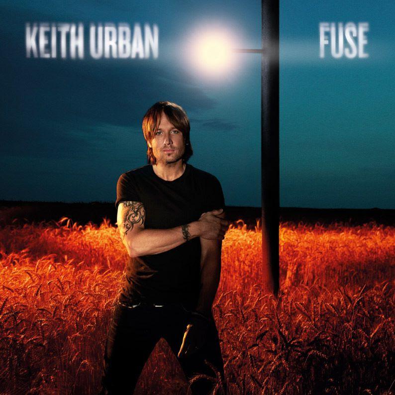 Keith Urban : Fuse (Album Cover) photo 137539044901625FuseCover.jpg