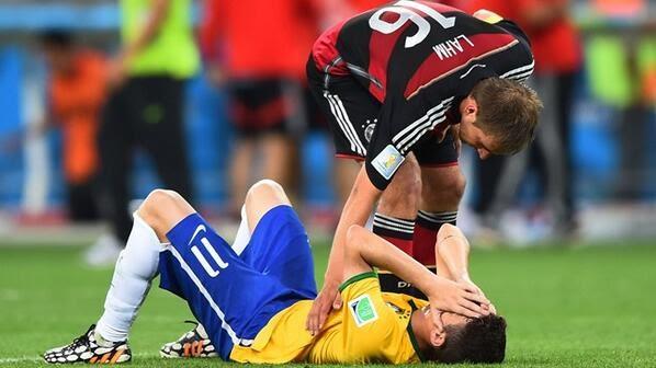 Alemania golea 7 - 1 a Brasil y es finalista #Mundial2014