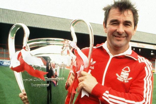 Brian Clough achieved a greater feat than Leicester by winning the European cup after their 1st season in division 1