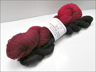 Tickety Boo Seasonings Series yarn