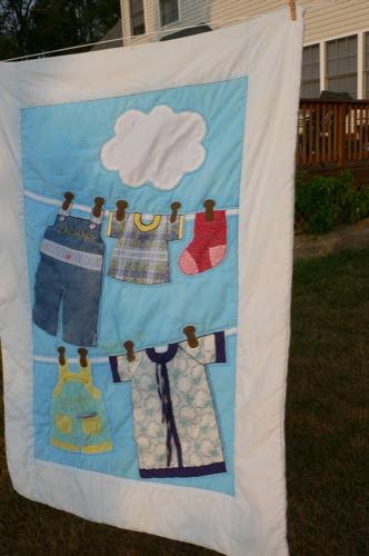 Laundry Line Quilt