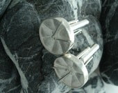 Steel Pan Cufflinks