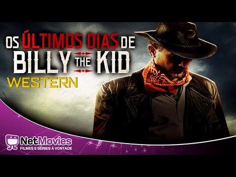 Os Últimos Dias de Billy the Kid - Filme Completo Dublado