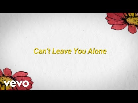 Maroon 5 - Can't Leave You Alone Lyrics