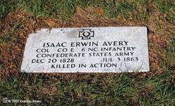 Isaac Erwin Avery
