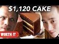$27 Cake Vs. $1,120 Cake - Video