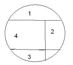 Quadrant Grid For StreakPlating