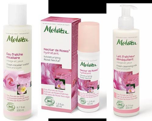 Melvita new range giveaway