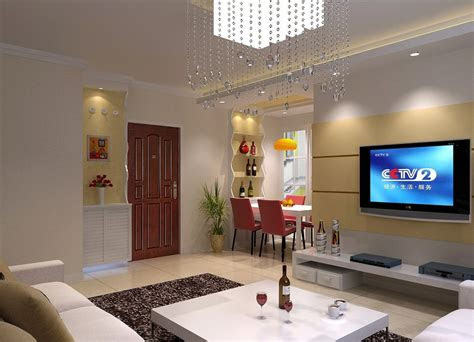 simple interior design living room   house
