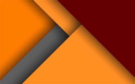 wallpaper abstract minimalism sky symmetry yellow