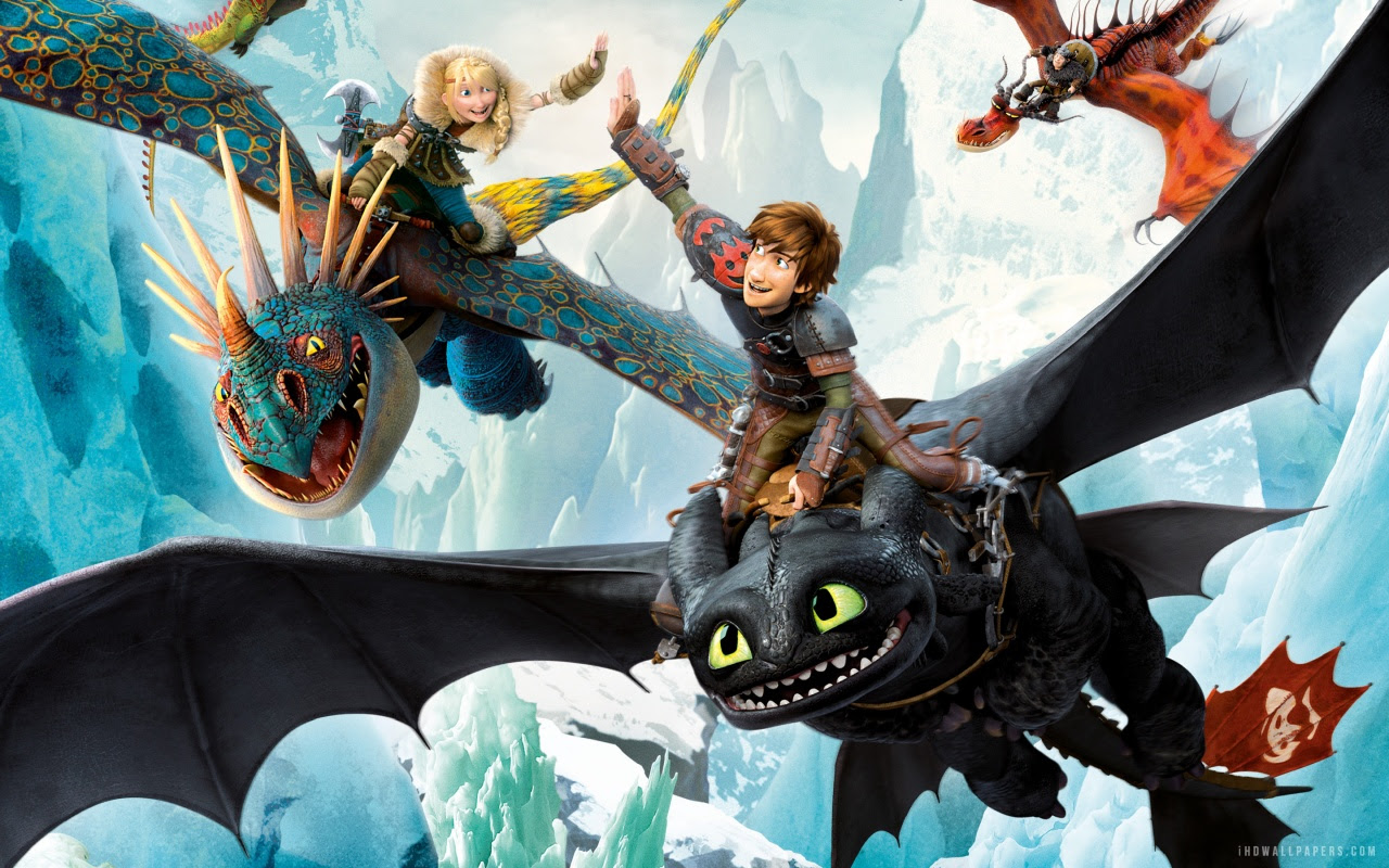 How To Train Your Dragon New Filmes And Tv Shows Wallpaper