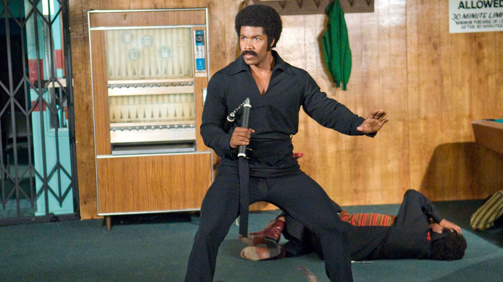 Michael Jai White: 'Expect BLACK DYNAMITE 2 Announcement In Early 2018 And Much More'