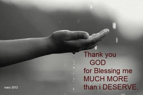 Thank You God For Blessing Me With Another Day Quotes Quotations