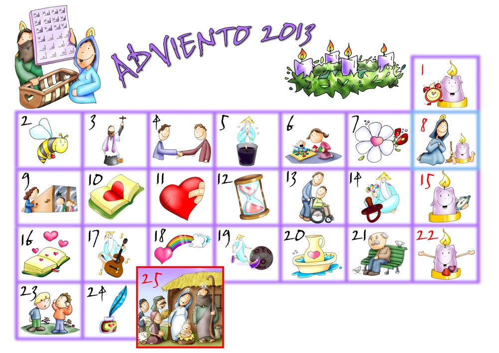 Parroquia La Inmaculada: Recursos para el Adviento 2013