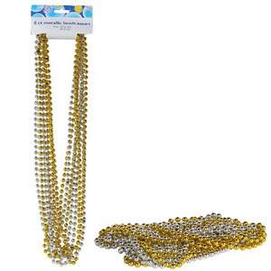 Metallic Party Beads