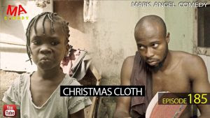 Download Comedy Video:- Mark Angel – Christmas Cloth
