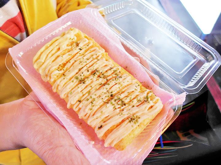 明太子 ming tai zi Shilin Night Market