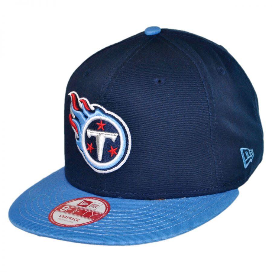 New Era Tennessee Titans NFL 9Fifty Snapback Baseball Cap NFL Football Caps