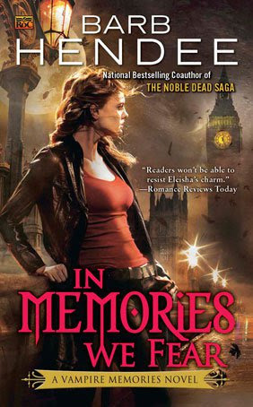 In Memories We Fear (Vampire Memories, #4)