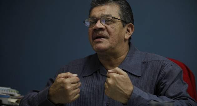 Earle Herrera advierte que fuerzas revolucionarias impedirán avance del fascismo en el país