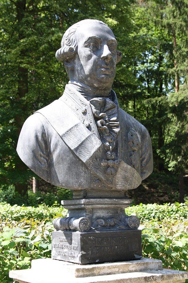 Leopold II. (HRR) - bust.jpg