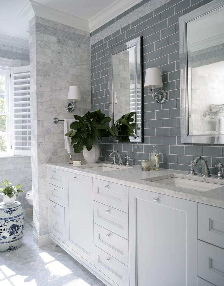 Brilliant Décorating Ideas To Make a Bland Bathroom Come ...