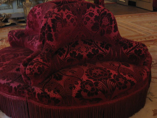 Napoleon Triple Couch