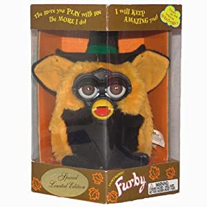 Special Limited Edition Halloween Furby