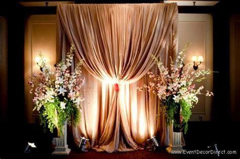 Professional Wedding Backdrop Kit w/Pipe, Drape and
