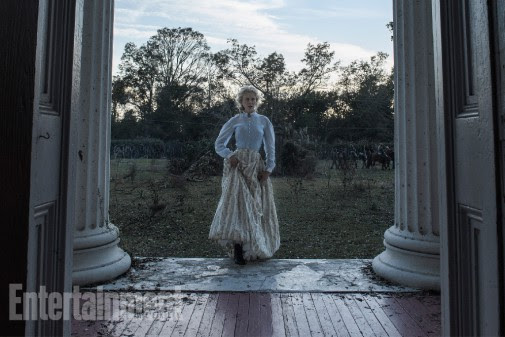 THE BEGUILED: 1eres images du nouveau Sofia Coppola avec Nicole Kidman, Kirsten Dunst et Elle Fanning