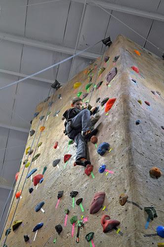 Rock Climbing Jan 2014-01