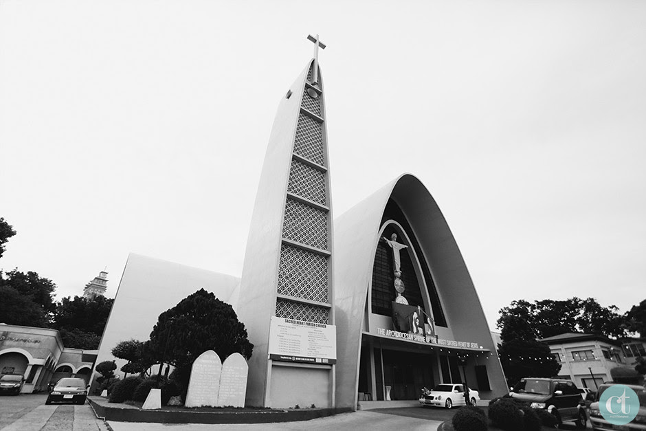 Sacred Heart Church Wedding, Cebu Wedding Photographer
