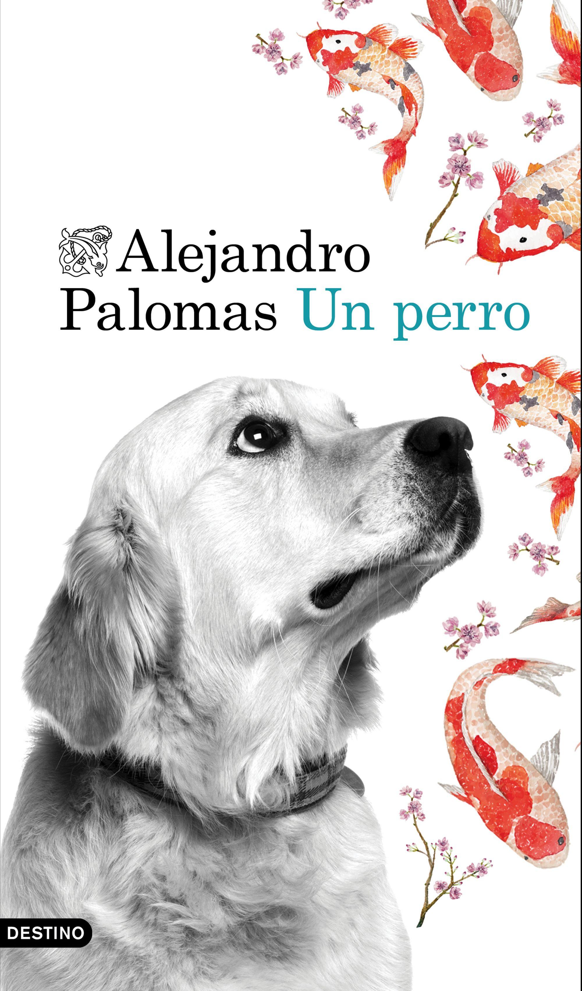 Un perro, Alejandro Palomas