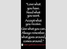 What Goes Around Comes Around Quotes And Sayings Quotesgram What