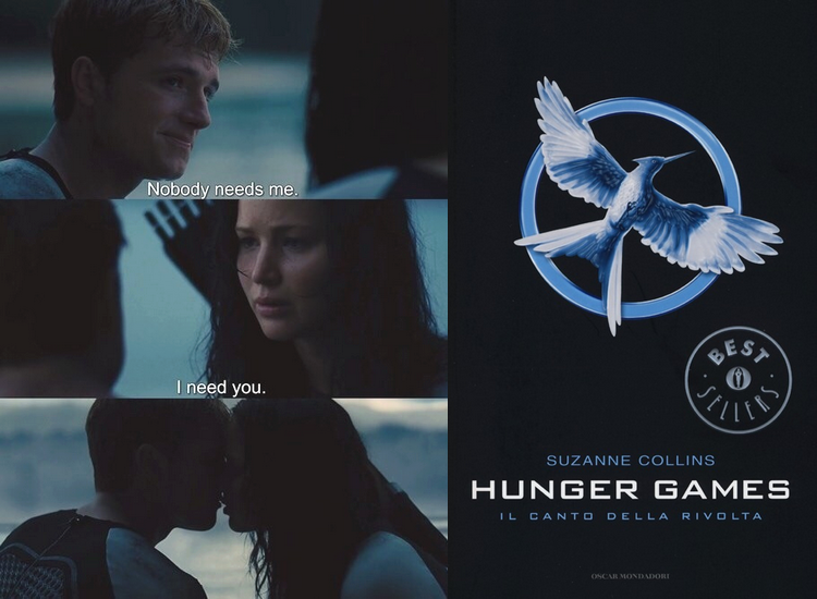 Hunger games ship
