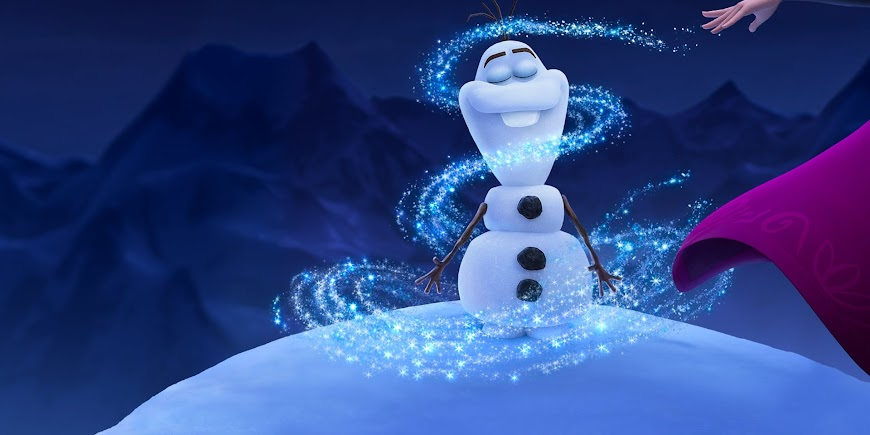 Once Upon a Snowman (2020) Watch Online