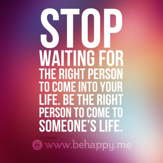 Quotes About Waiting On The Right Man