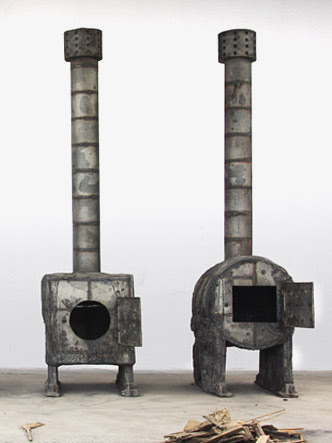 Stoves - an exhibition by Sterling Ruby - ArtCOP21