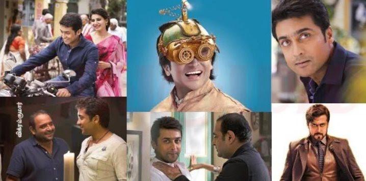 Director confirms Suriya's triple role in '24'