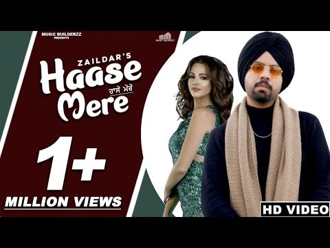 Hasse Mere Lyrics Zaildar New Punjabi Song Mp3 Download 2020 | A1laycris