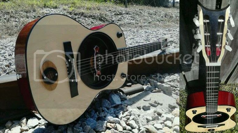 guitar blog bizarro so called resonator guitar being offered for sale on ebay. Black Bedroom Furniture Sets. Home Design Ideas