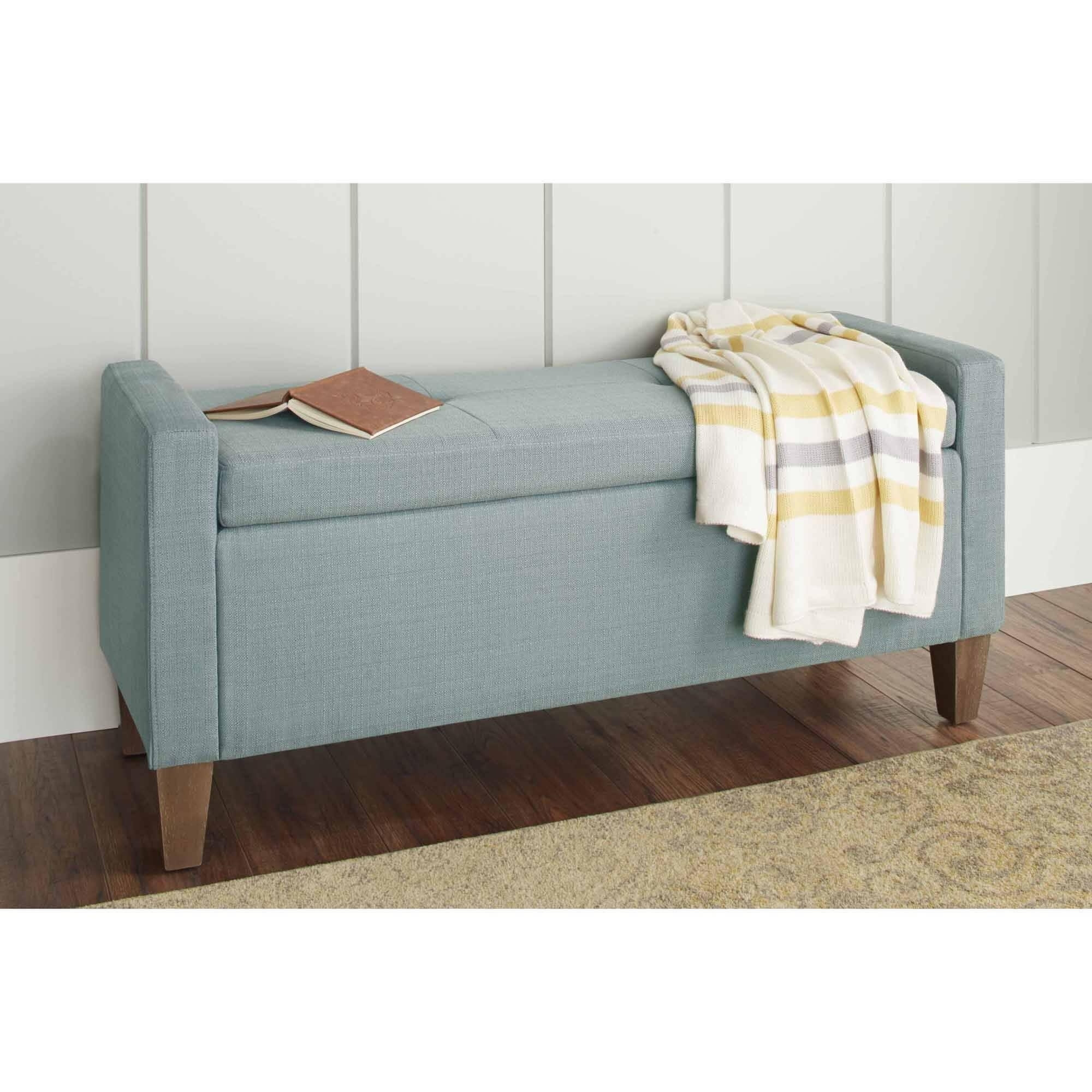 Bedroom Storage Ideas Bench Plans Seat Units Benches For ...