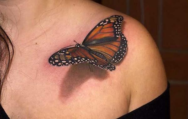 Tatuajes 3d Que Impresionan