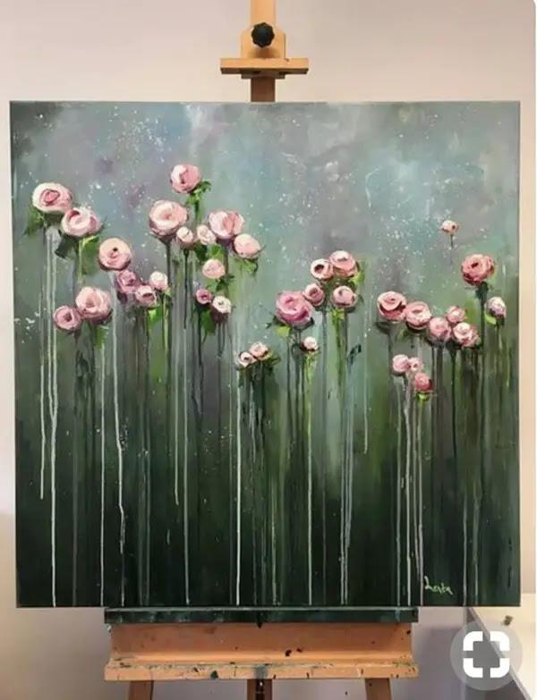 Easy Acrylic Easy Cute Canvas Paintings Ideas All Round Hobby