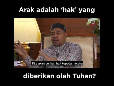 Video - MP Kuala Nerus (Takiri) Kata Ada Agama Benarkan Arak?