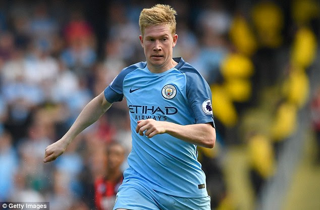 Kevin de Bruyne has shown Chelsea were wrong to dispense with his services back in 2014