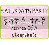 Recipes Of A Cheapskate