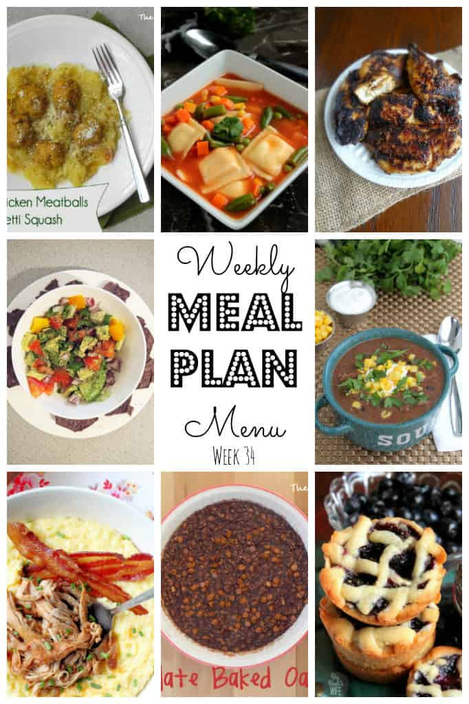 Weekly Meal Plan #34-main