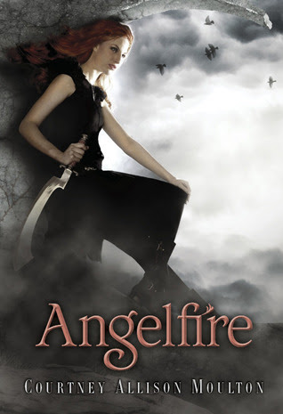 Angelfire (Angelfire, #1) by Courtney Allison Moulton