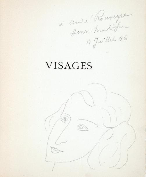 Henri Matisse - lots in our price database - LotSearch